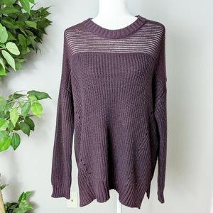 Sparkle & fade Pullover